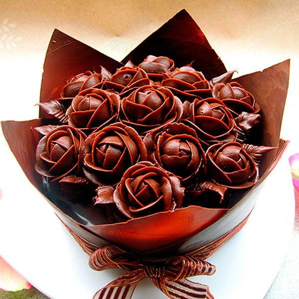 Сделать подарки из шоколада 141